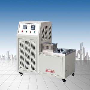 包头DWC-80/-80℃冲击试样低温槽